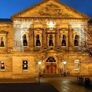 Albert Halls Outside
